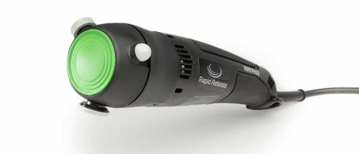 rapid release massage gun image